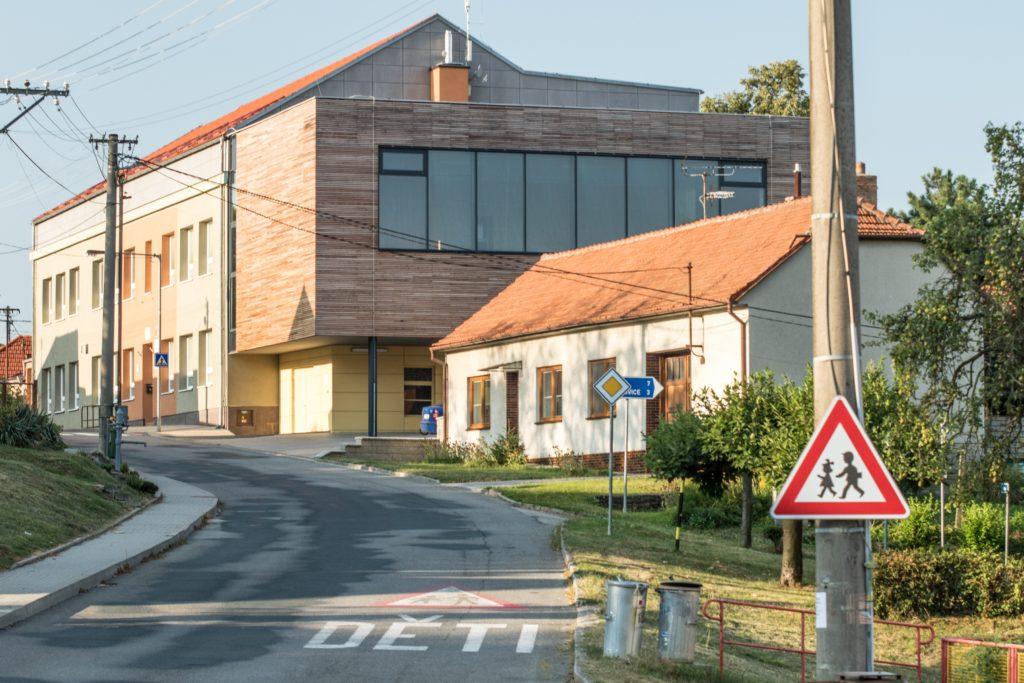 Fotografie Základní a mateřské školy v Kobeřicích u Brna