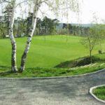 Fotografie fotbalového hřiště Kobeřic u Brna